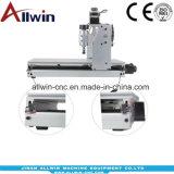 La gravure de défonceuse à commande numérique sur axe 3040 Mini 4 la machine