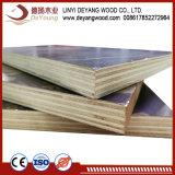 Material de construção Poplar/Película de construção de madeira contraplacada enfrentam