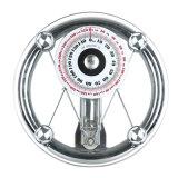 Balanza de cristal mecánica redonda