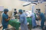 AG-Ot010b Krankenhaus-Geschäfts-Raum-Chirurgie-Betriebstheater-Tisch