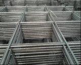 SL62 72 82鋼鉄補強の溶接された網か補強の網