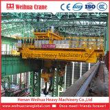 Puente rodante eléctrico, grúa del EOT, control de la cabina de la grúa de puente con el acondicionador de aire
