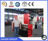 WE67K-300X3200 CNC 수압기 브레이크, 강철 플레이트 구부리는 기계