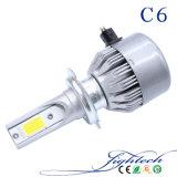 Hoofd Lamp met Projector H4 en het Auto LEIDENE Licht van het Werk