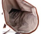 Sacchetto di banco lavato durevole dello zaino della tela di canapa per gli allievi