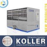 5000kg/Day 위스키 아이스 큐브 기계 제조 공장