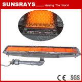 Bruciatore a gas di ceramica del riscaldatore infrarosso (GR2402)
