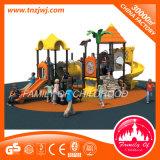 Игровая площадка для детей, открытый игровой парк оборудования