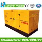 Hauptschalldichte Energien-Dieselgenerator der energien-140kw/175kVA mit Shangchai Sdec Motor