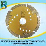 다이아몬드는 Romatools에서 유형 잎 방어적인 Segements를 위해 톱날을