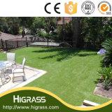 Tapete de grama artificial novo para paisagismo para jardim