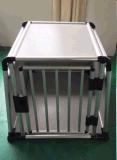Caixa de transporte de cães de porta única