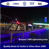 De Boot van het Sightseeing van Bestyear 1980