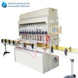 Machine de remplissage de l'acide liquide Machine de remplissage