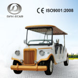 Elektrische Kraftstoff-Typ und Spannung 8 der Batterie-48V Seater elektrische Golf-Karre