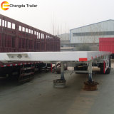 2 reboque Flatbed do Axel 40feet para a venda