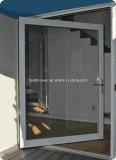 最上質アルミニウムピボットドア