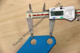 合金の回転式Rotavatorの農業の部品の殻竿の刃
