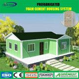 Las casas prefabricadas de los hogares modulares del marco de acero de Filipinas venden al por mayor OEM/ODM