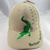 Los niños nuevo logotipo personalizado Deporte Baseball Cap con preciosos bordados