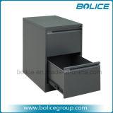2 gaveta com base de aço de armazenamento vertical file cabinet
