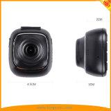 appareil-photo de tableau de bord de 1.5inch FHD1080p avec l'enregistrement de boucle, détection de mouvement, appareil-photo du véhicule DVR de G-Détecteur
