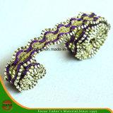 Bande neuve de lacet de garniture de modèle (TR2301)