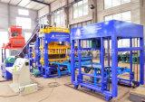 Qt5-15 automática máquina de fabricación de ladrillos huecos de máquina de bloques de hormigón