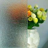 샤워 문 장식적인 장식무늬가 든 유리 제품