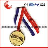 De médaille neuve de 2016 médaille professionnelle de marathon sports de modèle