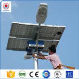 Indicatore luminoso di via solare approvato di iso LED del Ce dell'Africa Soncap con Palo