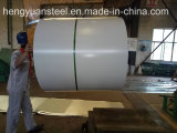 0.20/1200mm Z90 PPGI PE verfte het Gegalvaniseerde Blad van de Rol van het Staal vooraf