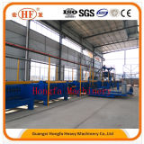 Waterproof Light EPS Sandwich Panel Production Line Machinery