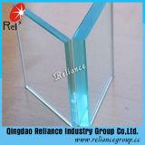 2018高品質のゆとりガラスが付いている熱い販売1mm-19mmの明確なフロートガラス