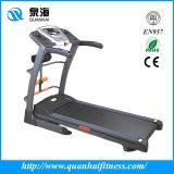 ホーム電気トレッドミルの体操の装置によってモーターを備えられるトレッドミルの連続した適性装置(QH-9930)