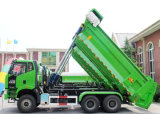 FAW 350HP 10の荷車引きの重い貨物自動車のトラック30トンの重いダンプトラック