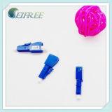 Macho para fêmea LC/UPC Atenuador Fixo Óptica (1dB 2dB 3dB 7dB 10dB 15dB)