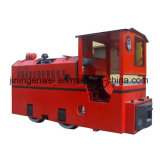 炭鉱の交通機関のための地下の蓄電池の電気機関車
