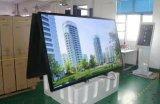 Nahtlose 55inch 4K UHD LCD videowand tat