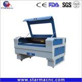 De Scherpe Machines van de Gravure van de Laser van Co2 CNC voor Acryl Houten Raad, de Scherpe Machine van de Laser van de Stof