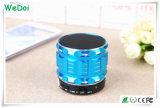 De Prijs van de fabriek voor Metaal Draadloze MiniSpreker Bluetooth met TF Card/FM Radio (wy-SP04)