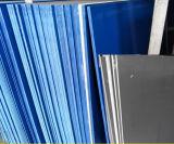 Strato rigido ignifugo blu del PVC per l'insegna