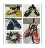 يصنّف مصنع يستعمل أحذية [سكند هند] أحذية لأنّ عمليّة بيع