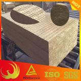 Tarjeta externa incombustible de las lanas minerales del material de aislante termal de la pared