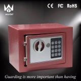 Mini caja fuerte de la talla, rectángulo de depósito con los colores brillantes para la venta
