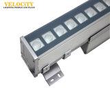 Het Licht van de Staaf van de openlucht Hoge RGB LEIDENE van de Macht Wasmachine van de Muur voor de Verlichting van de Voorzijde