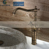 Taraud antique neuf de bassin avec le filigrane reconnu pour la salle de bains