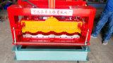 Металл поставщика Китая золотистый застеклил крен плитки толя формируя машину