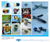 Attrezzo elicoidale, elementi motori, pezzi di ricambio del trasporto di energia, personalizzati