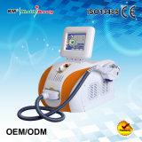Máquina quente da máquina do IPL RF da E-Luz da venda/laser de Elight para a remoção do cabelo